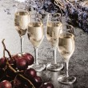 Champagne Shot Glasses - Set of 4