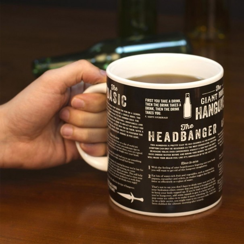 Giant Mug of Hangovers