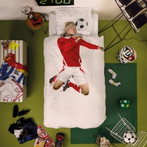 Quilt Cover Set Soccer Champ by Snurk