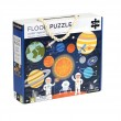 Outer Space Floor Puzzle - 24 Pieces