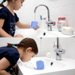 Jumbo Junior Faucet Fountain