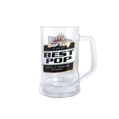 Best Pop Premium Beer Stein by Beer King