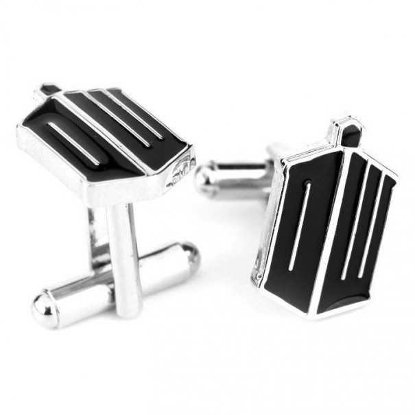 Dr Who Cufflinks with Box