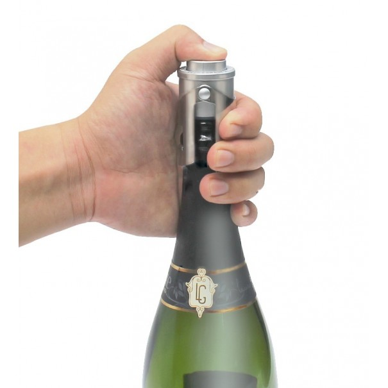 Pressurised Champagne Stopper