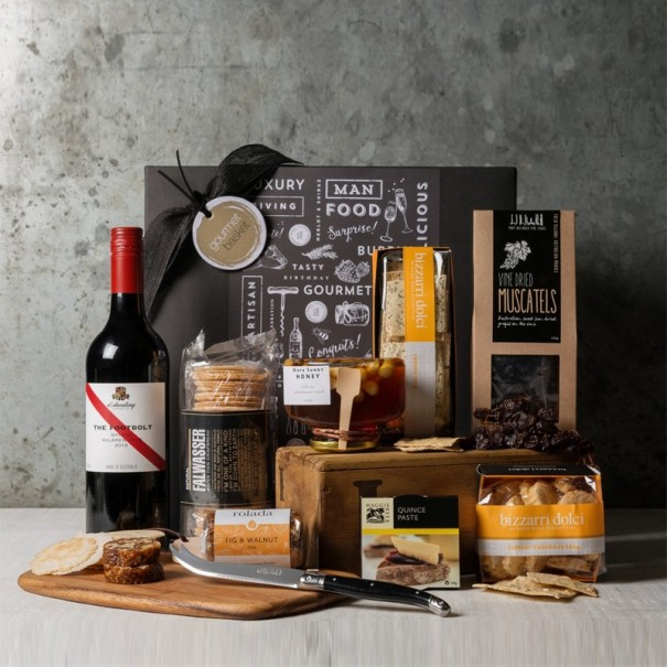 Wine & Cheeseboard Celebration Gift Set