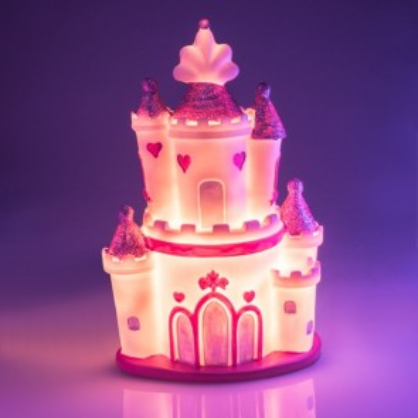 Princess Castle Table Lamp