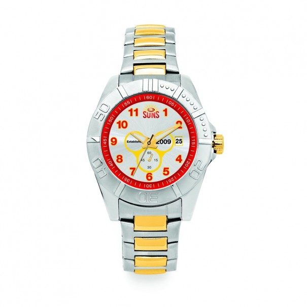 Gold Coast Suns AFL Establishment Series Gents Watch