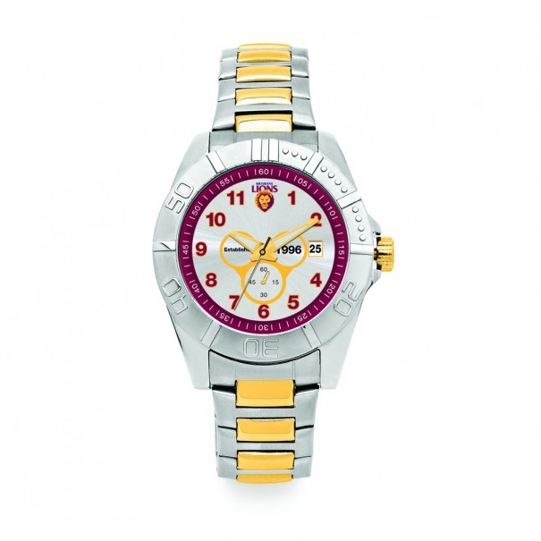 Brisbane Lions AFL Establishment Series Gents Watch