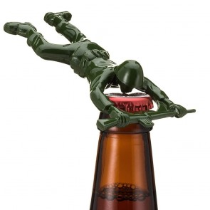Military Man Bottle Opener