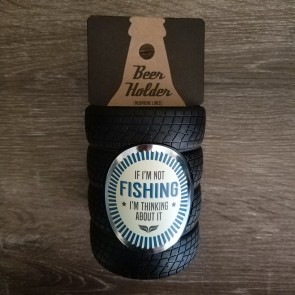 Fishing Beer Holder