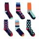 Funky Feet Men Talk Socks