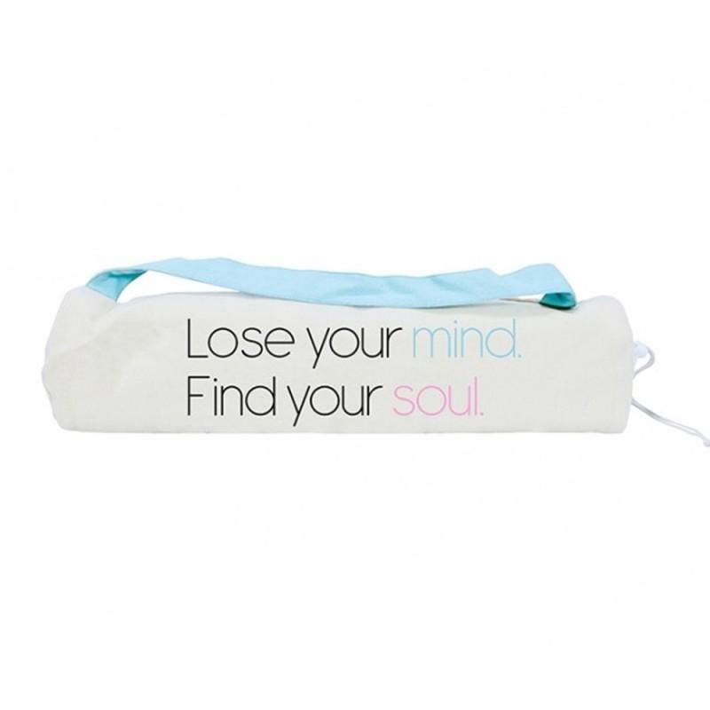 Yoga Mat Bag with Bonus Mat - Mind & Soul