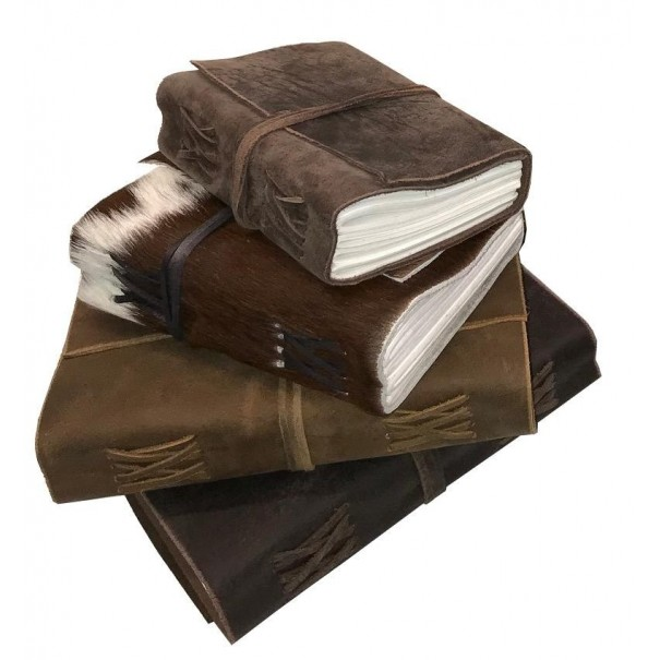 Manaf Genuine Leather Journal by Indepal Leather