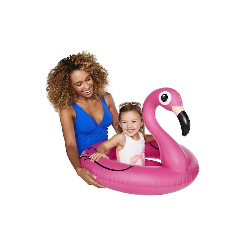 Little Pink Flamingo Pool Float