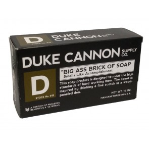 Big Ass Soap - Smells like Accomplishment by Duke Cannon