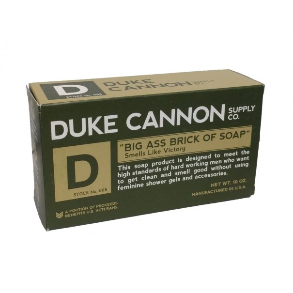 Big Ass Soap - Smells like Victory by Duke Cannon