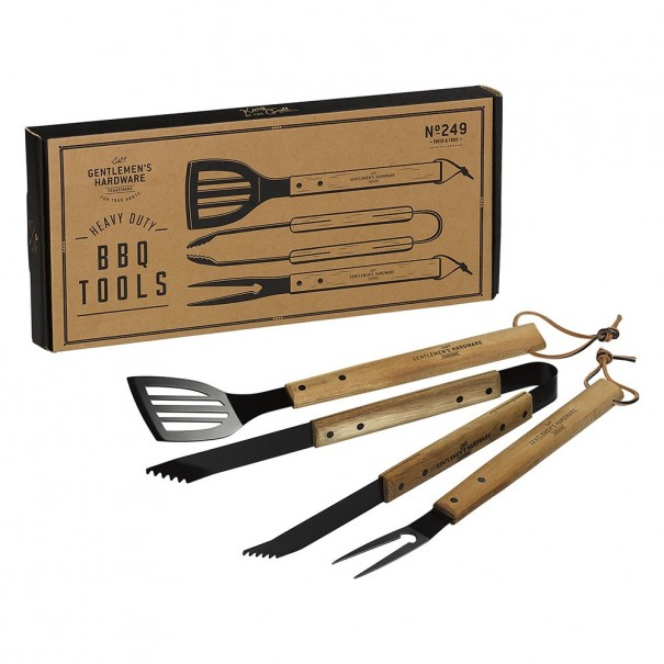 Deluxe BBQ Tools by Gentlemen's Hardward