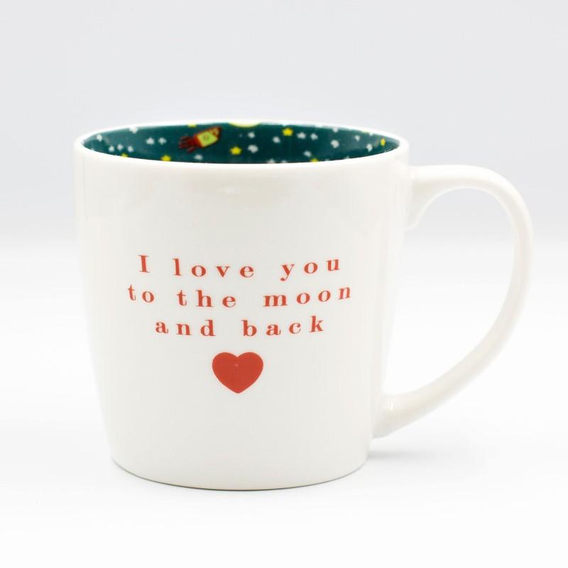 I Love You Inside Out Mug