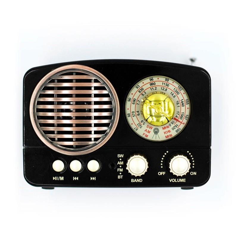 Classic Am/FM/SW Radio