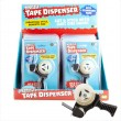 Mini Sticky Tape Gun - World's Smallest Tape Dispenser