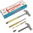 6 in 1 Hammer and Screwdriver