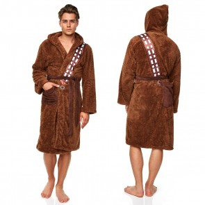 Chewbacca Fleece Bathrobe