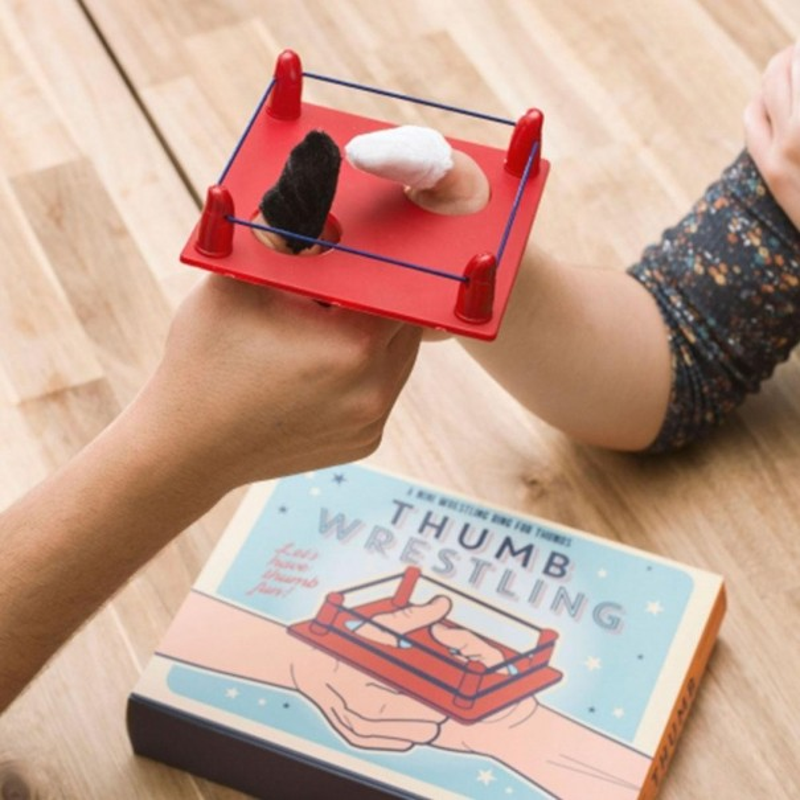 Mini Thumb Wrestling Game Set