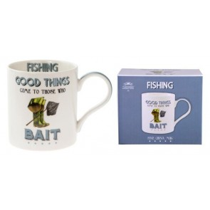 Good Things Come to Those Who Bait Mug
