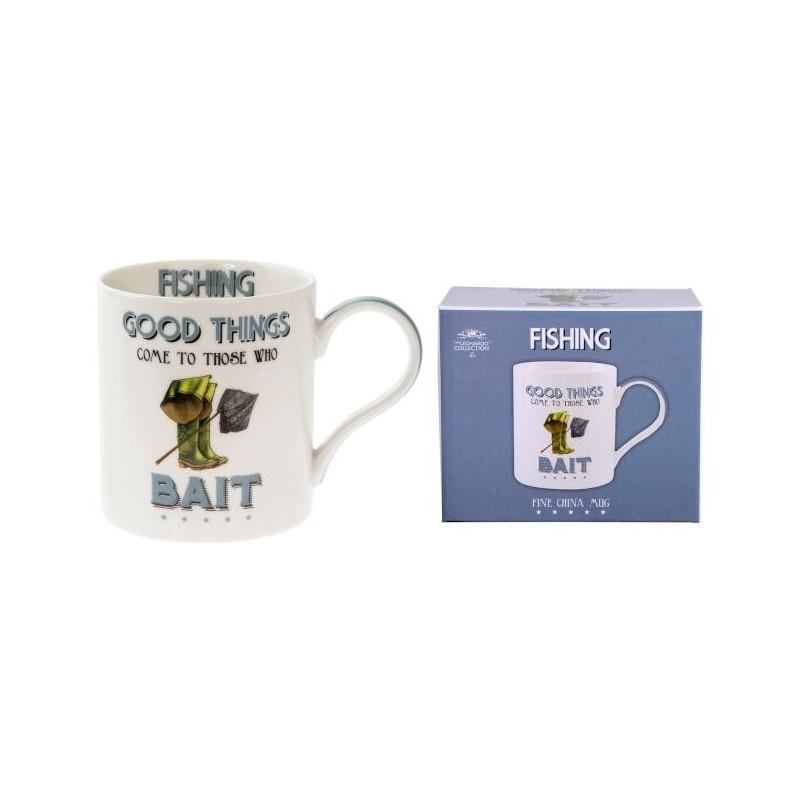 Good Things Come to Those Who Bait Mug