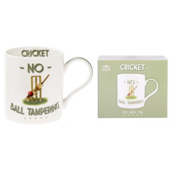 Cricket - No Ball Tampering Mug