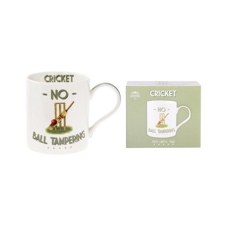 Cricket - No Ball Tampering Mug