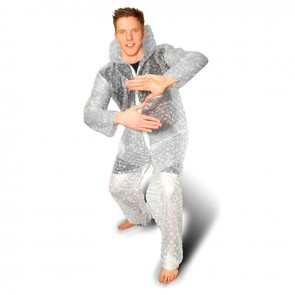 Bubble Wrap Jacket and Pants Set