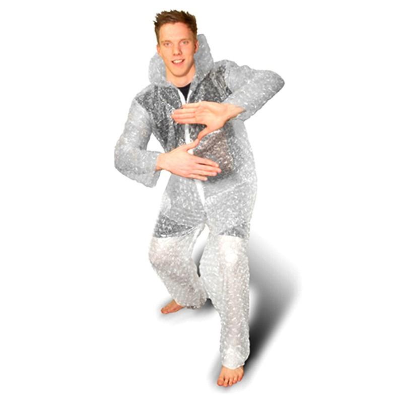Bubble Wrap Jacket and Pants Set