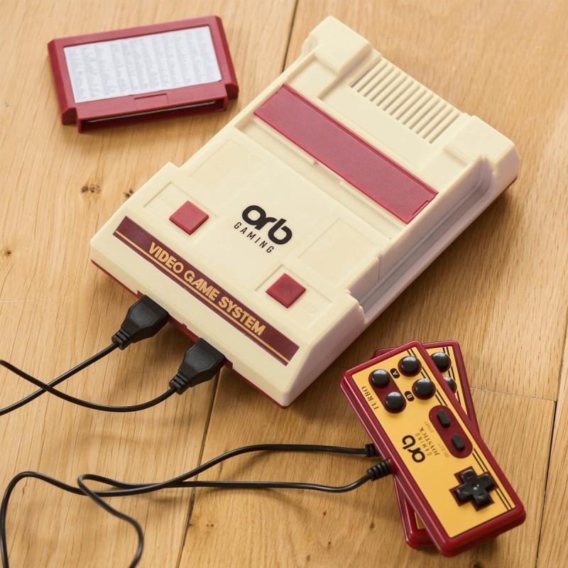Retro Games Console