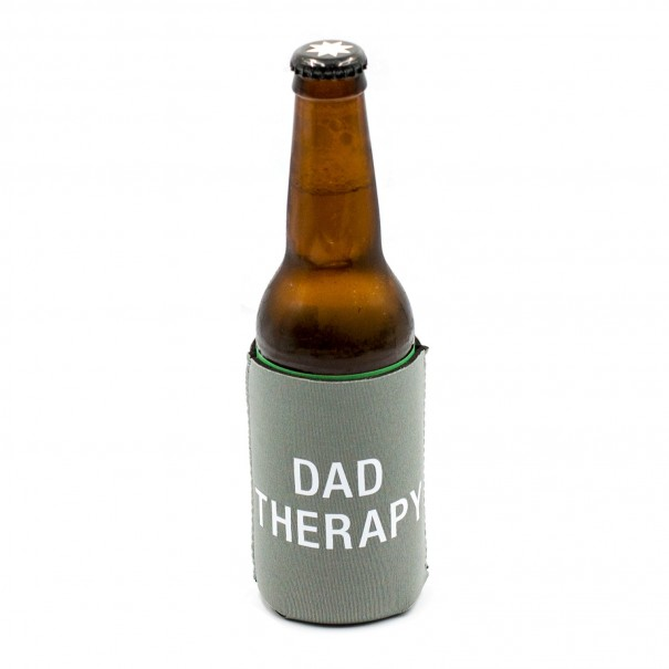 Dad Therapy Stubby Holder