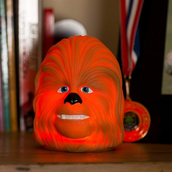 Star Wars Chewbacca Colour Changing LED Light