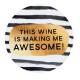 Ohh It's Wine O'Clock - Set of 8 Coasters
