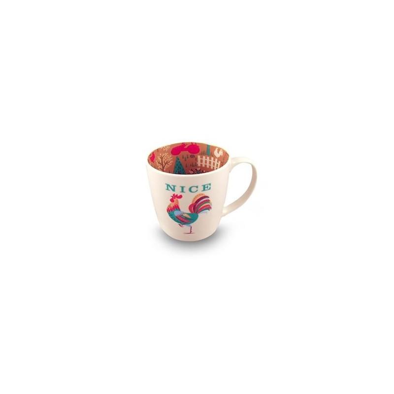 Nice Cock Inside Out Mug