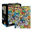 DC Comics Character Line Up 3000 Piece Jigsaw Puzzle