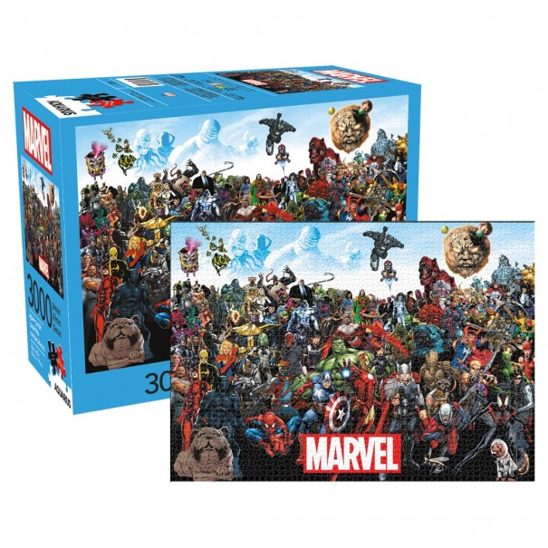 Marvel – Marvel Cast 3000 Piece Jigsaw Puzzle