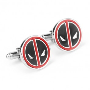 Deadpool Cufflinks with Box