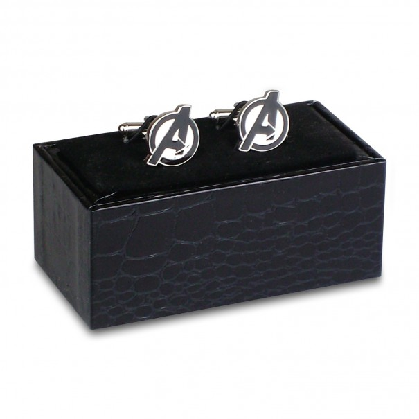 The Avengers Cufflinks with Box