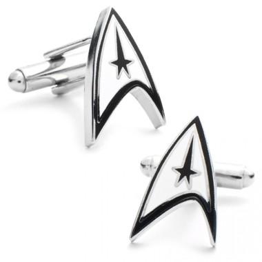 Star Trek Cufflinks with Box