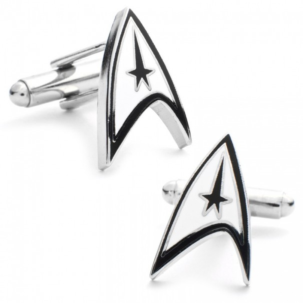 Star Trek Cufflinks with Box
