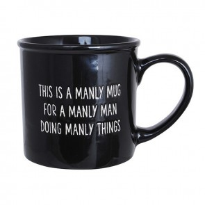 This Is A Manly Mug