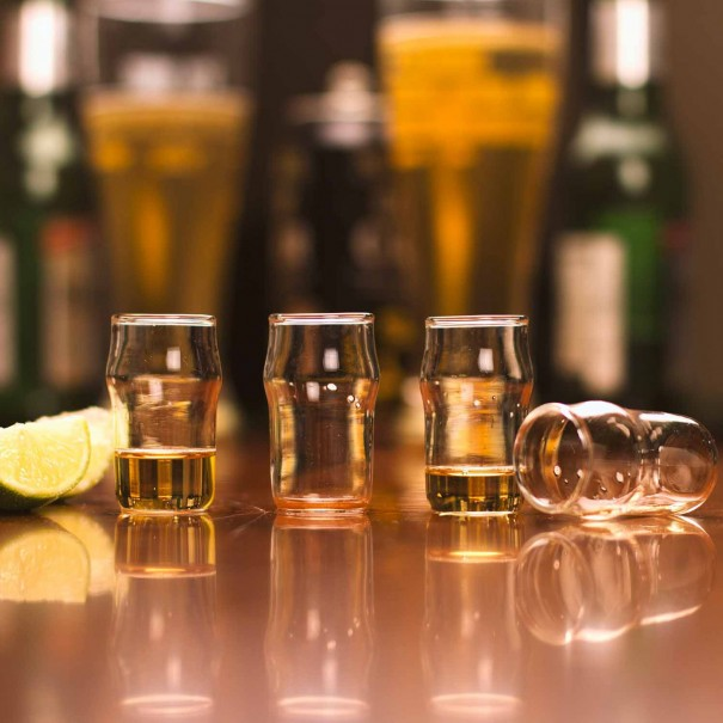 Pint Shot Glasses - Set of 4
