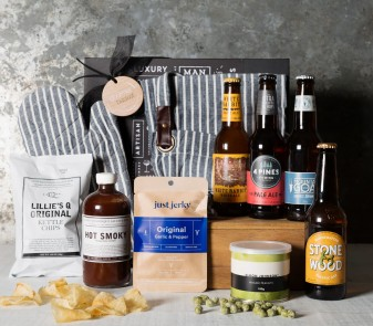 Beer and BBQ Bloke Gift Set