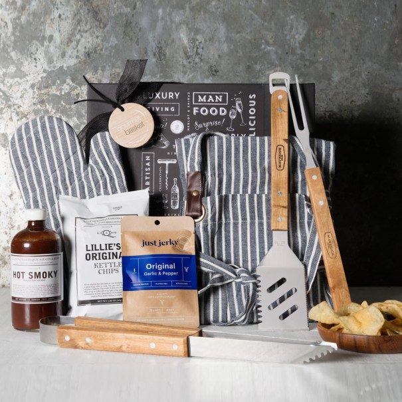 BBQ Master Gift Set
