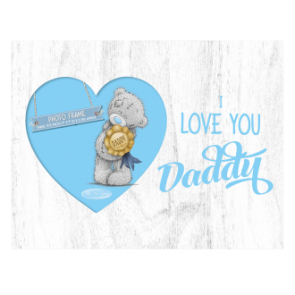 I Love You Daddy Photo Frame