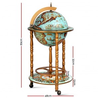 Galileo Thermometer - 28 cm